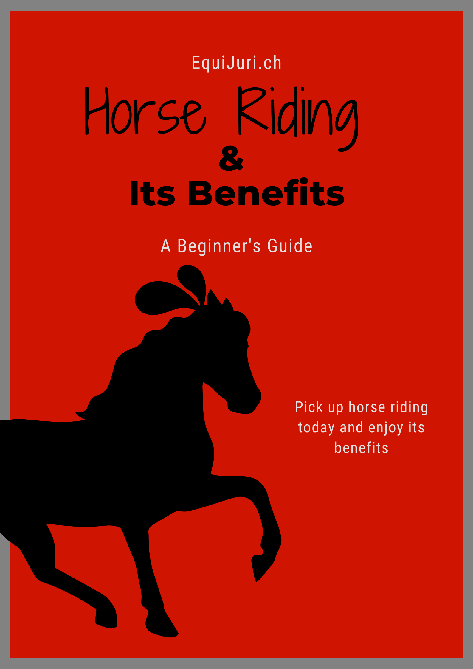 Horse Riding & Its Benefits