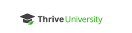 Thrive University Logo With EquiJuri
